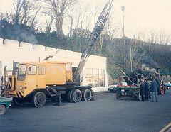 Lorain MC 4 lifting machine tools for motivation (Lorain MC 540) Tags: cranes british