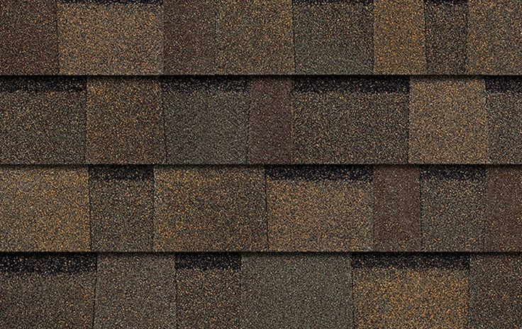 Owens Corning Duration Shingles Color Teak Project