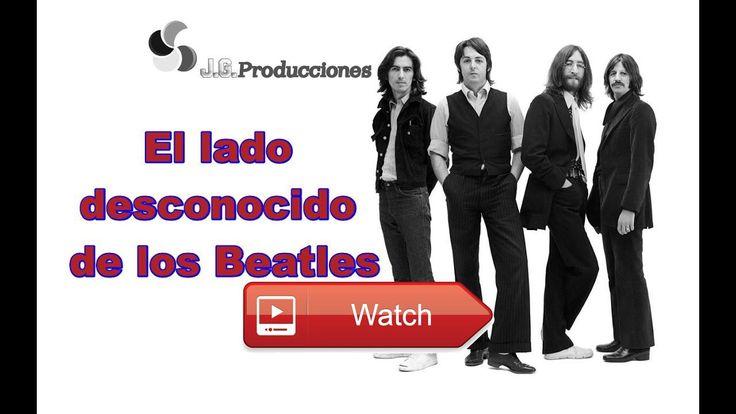 Documental El lado desconocido de los Beatles  Durante diez aos estuvieron de gira por Europa y Estados Unidos sumando 1 number one siete albumes best sellers y 1