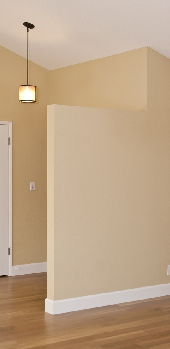 The Whole Room Was Painted Amulet By Benjamin Moore Entranceway A Partial
