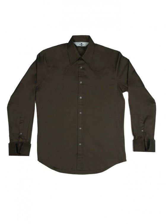 LE EASTWOOD – 100% Cotton shirt  Formal / Business shirt