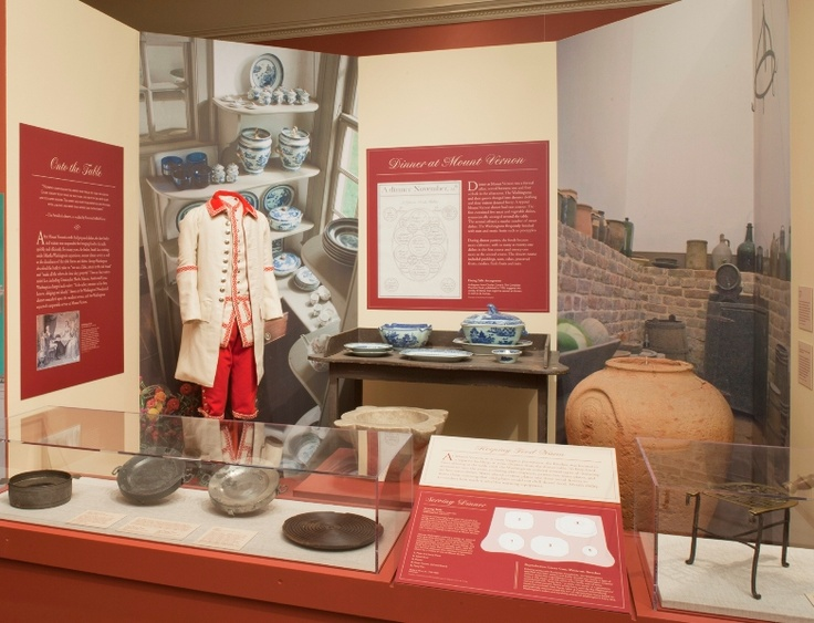 Experience a behind-the-scenes look at the Washingtons' kitchen through the new exhibition, Hoecakes & Hospitality: Cooking with Martha Washington. On display inside the Donald W. Reynolds Museum, this temporary exhibition explores how foods were prepared and presented at 18th-century Mount Vernon. http://www.mountvernon.org/calendar/view/2012-04-07/5022