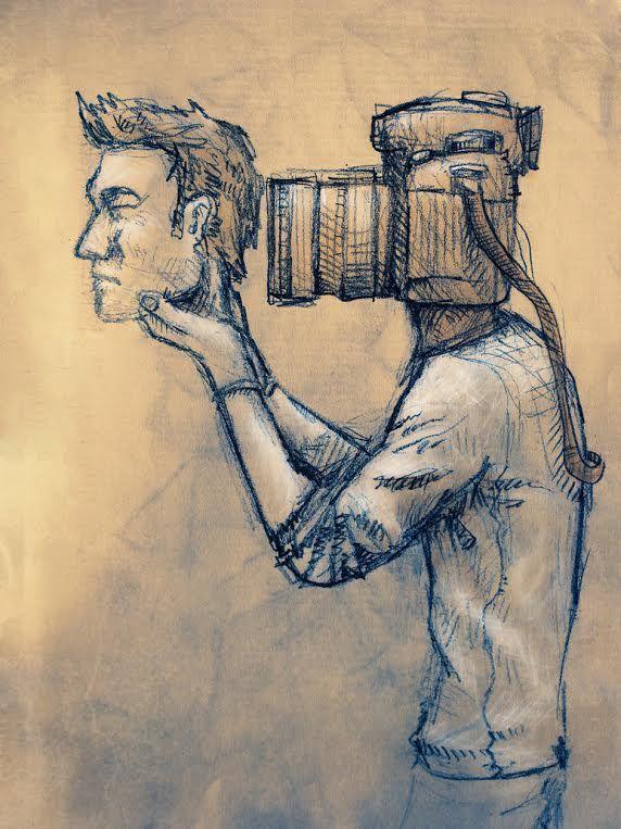 Para que não esqueçamos…  Quem faz fotografia não é a câmera. Ela não pode pensar nem sentir. ¨¬ por Vinícius Matos
