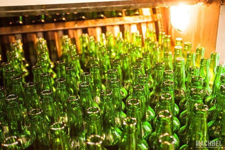 Botellas de sidra Llagar en Asturias by machbel