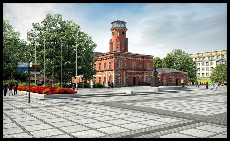 Plac Biegańskiego - Częstochowa