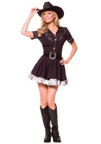 Adult Rhinestone Cowgirl Costume  http://www.halloweencostumes.com/adult-rhinestone-cowgirl-costume.html