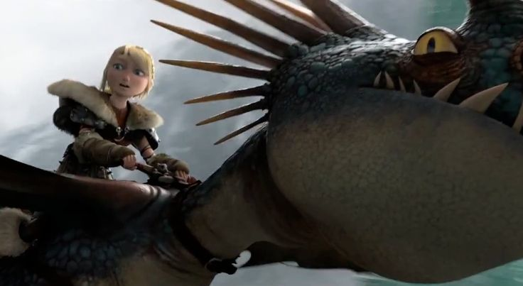 The New trailer for How To Train your Dragon 2 has finally arrived! What do you think? http://www.dailymotion.com/video/x18lf1t_how-to-train-your-dragon-2_