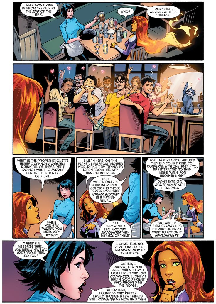 images about why starfire is awesome on pinterest