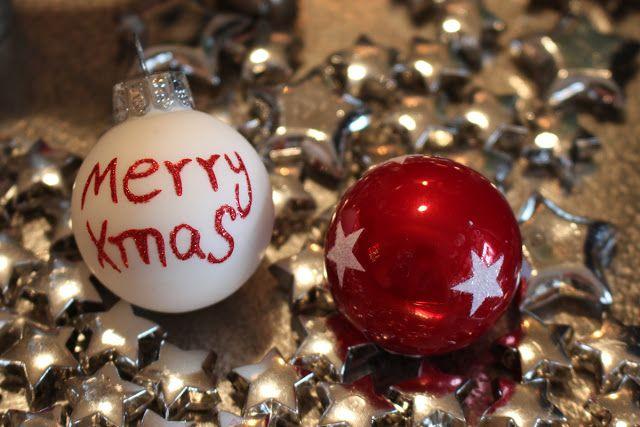 4 Freizeiten: Unser Advent(s)kranz* ... oder so was ähnliches ... Adventskranzersatz, Adventsdeko, Weihnachtsdeko, Kerzen, Kerzenteller, kleine Christbaumkugeln, merry x-mas