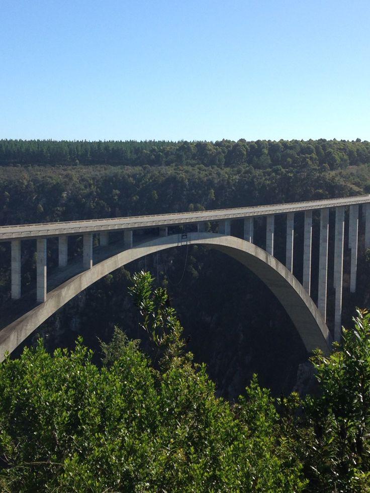 Bloukrans Bridge South Africa #Adrenaline on flick