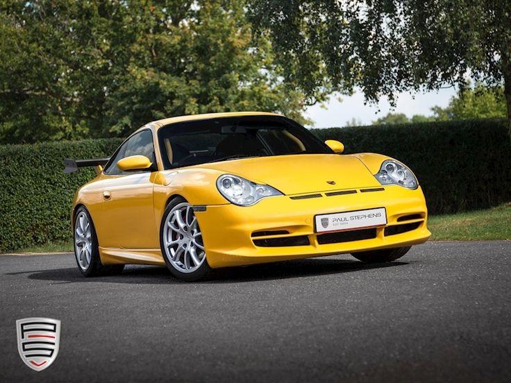 2004 Porsche 911 GT3 Clubsport for sale at Paul Stephens for GBP 57k. September 2017