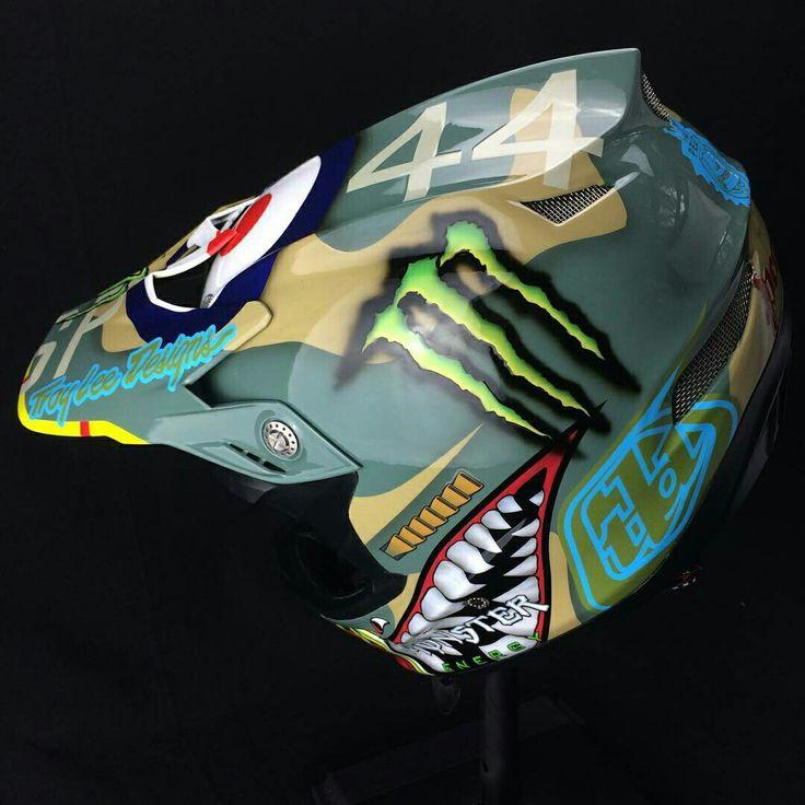 565 Best Custom Painted Helmets Images On Pinterest Helmet