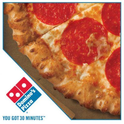 50% off Domino's Pizza Coupon Code!