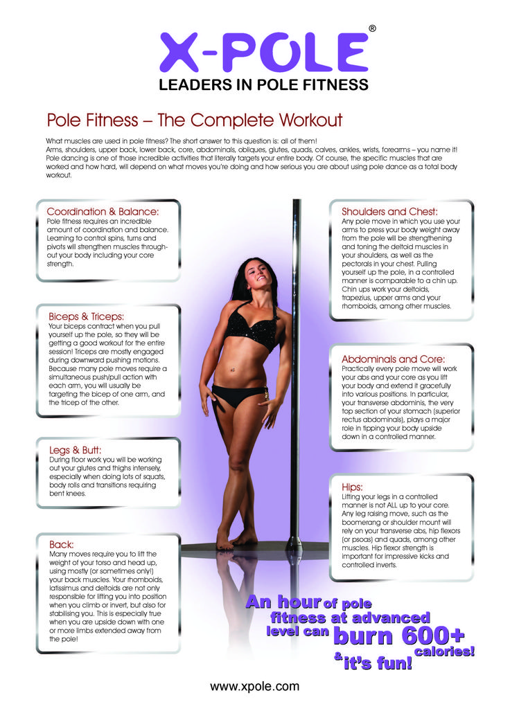 #Pole is a COMPLETE workout!