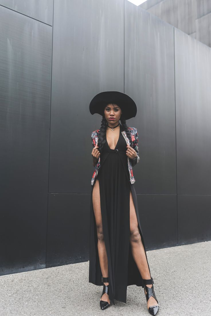 Wallace-Yolicia-swiss-bloggers-how-to-wear-boho-chic-style-2015-floppy-hats-LBD