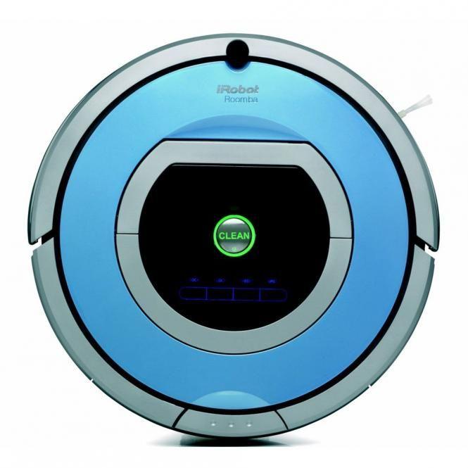 #iRobot #Reinigungsroboter #Roomba #790 http://expert-tisch.at/Haushaltskleingeraete/Staubsauger/iRobot-Saugroboter-Roomba-790.html