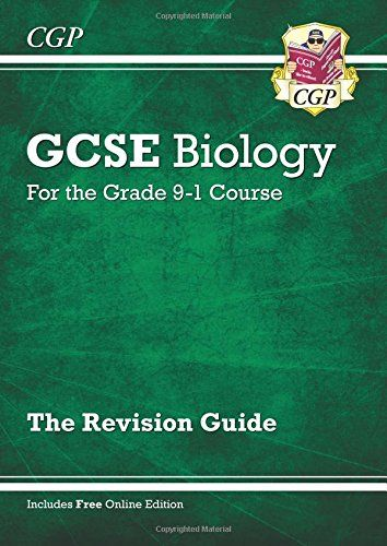 New Grade 9-1 GCSE Biology: Revision Guide with Online Edition #Grade #GCSE #Biology: #Revision #Guide #with #Online #Edition