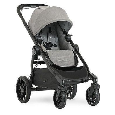 Baby Jogger® 2017 City Select® LUX Convertible Stroller in Slate