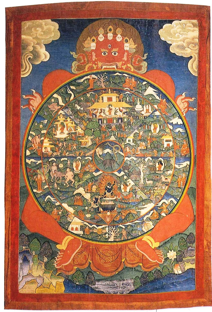 a look at the buddhist cosmology Does buddhism teach an apocalyptic cosmology see wikipedia entry on buddhist cosmology for further details on the cycles i had to look up apocalypse.