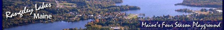 Rangeley Lakes Maine accommodations, real estate, dining, services and shopping