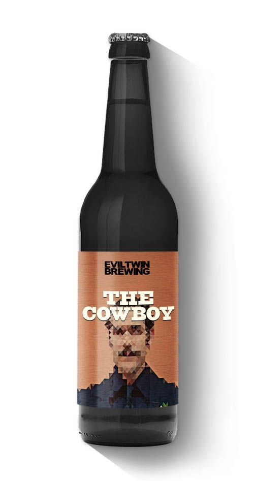 The Cowboy - Evil Twin Brewing, smoked pilsner