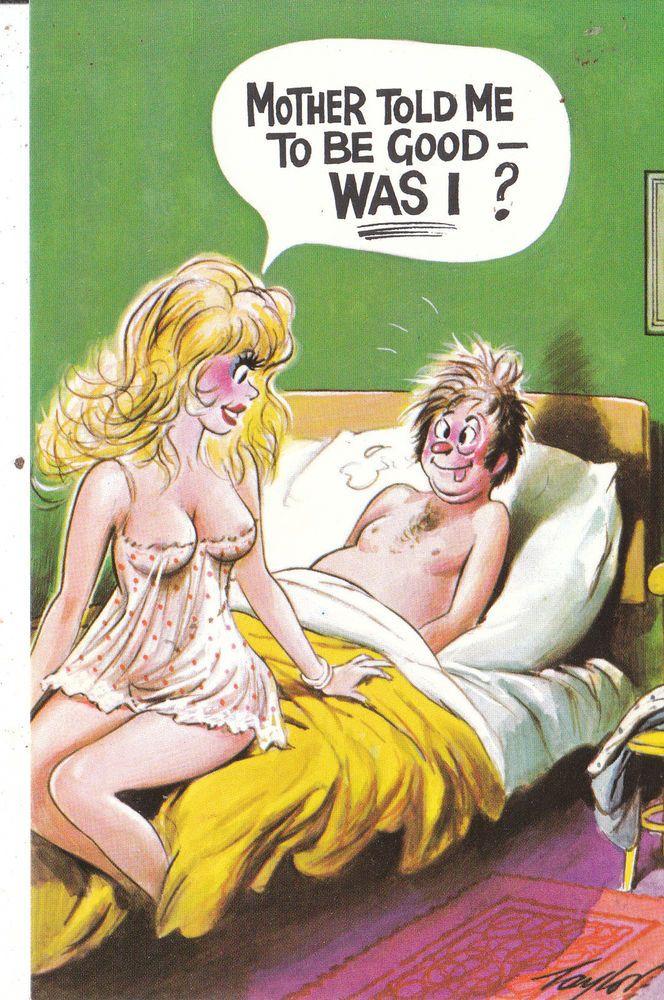Bamforth comic taylor no 616 unused very good/mint