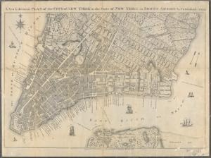 Best Old Maps Of New York Images On Pinterest Nyc Manhattan - Us population map 1797