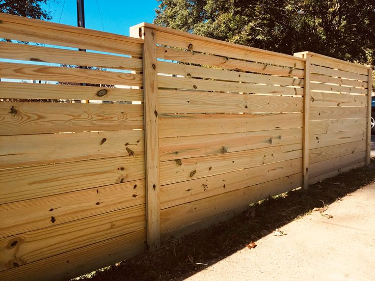 28 best 27 horizontal board fence design ideas by lions fence images horizontal board privacy wood fence contemporary wood fence design fence designs lions fence award winning workwithnaturefo