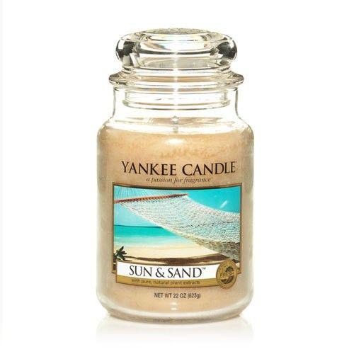 Yankee Candle Large Jar - Sun & Sand
