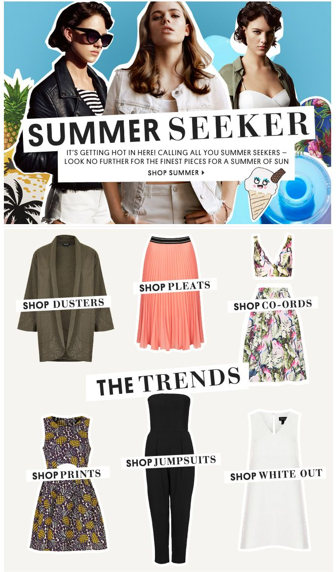 topshop - email
