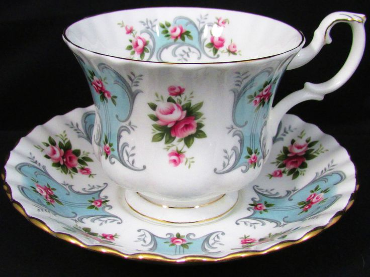 Royal Albert Love Story Series Patricia Tea Cup and Saucer |...♥♥... eBay