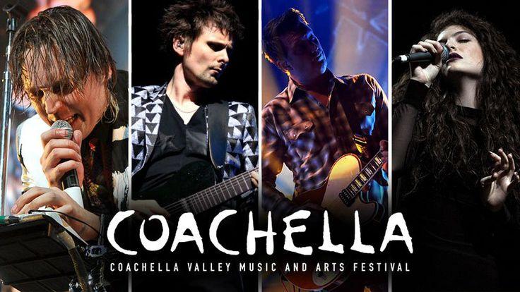 KROQ Announces Coachella 2014 Lineup & Ticket Info - The World Famous KROQ