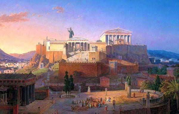 Grecia antică Istoria Europei începe cu Grecia antică. Ea este prima ce moşteneşte cultura Mesopotamiei, experienţa fenicienilor şi înţelepciunea Egiptului. Ca nimeni alţi, grecii au ştiut să îmbogăţească ceea ce au împrumutat de la celelalte popoare, astfel încât au ajuns să ...