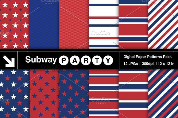 Montreal Hockey Team Patterned Paper. Patterns. $3.00