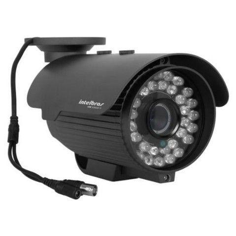 Comprar Comprar Câmera de Segurança Intelbras Vm 325 - CFTV 25mt 30 leds 420 linhas - ShopSeg - Equipamentos de Segurança Eletrônica
