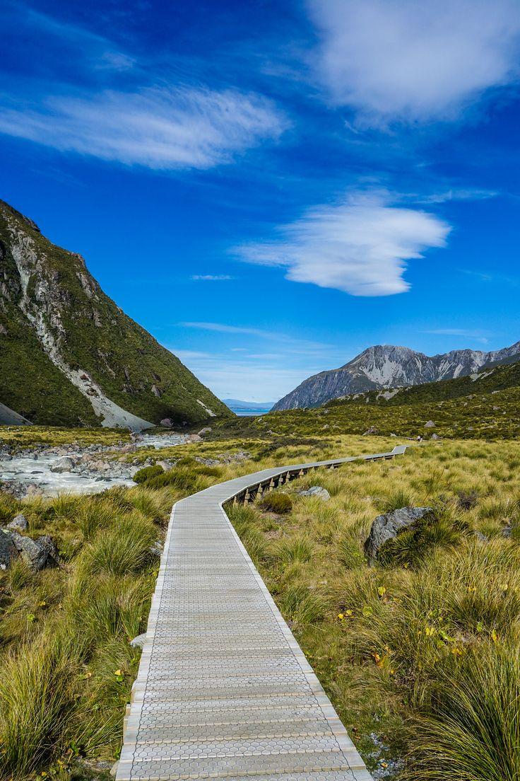 Mes deux coups de cœur en Nouvelle-Zélande: Mont Cook et Tekapo