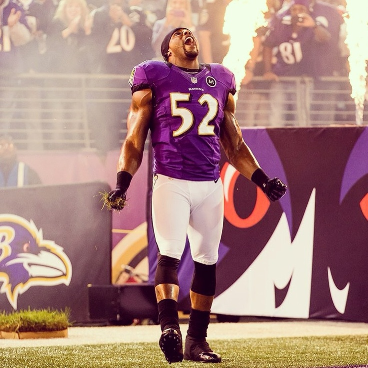 Ray Lewis <3