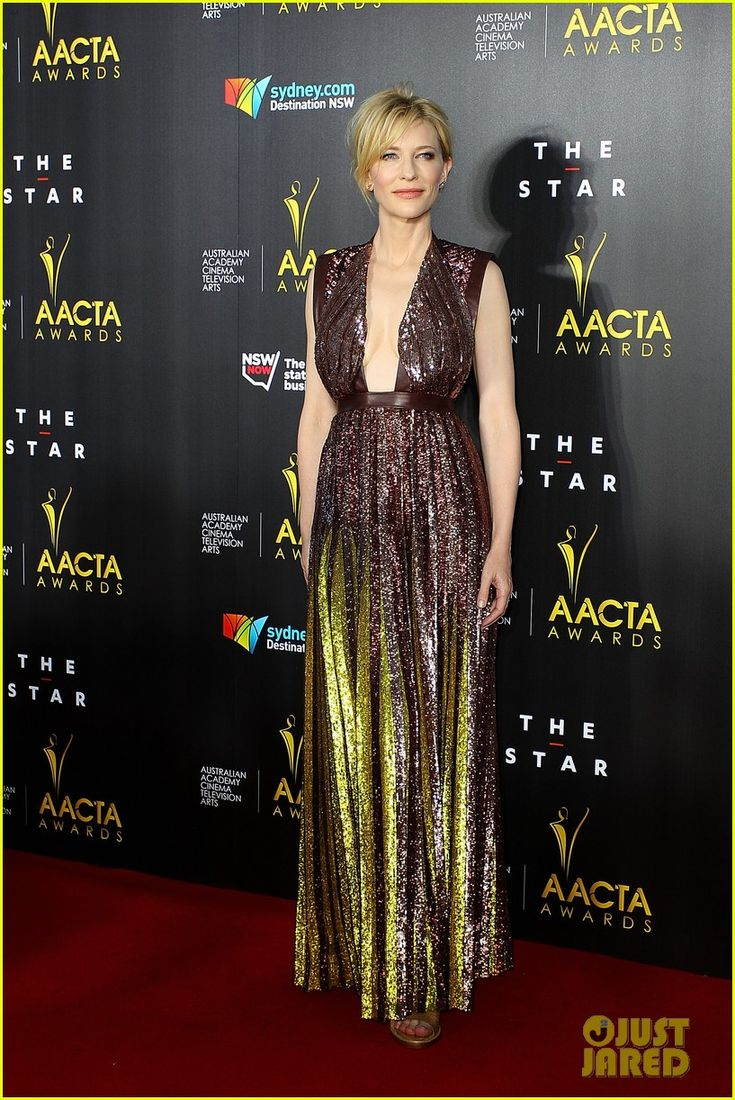 Cate Blanchett - AACTA Awards Ceremony 2014 Red Carpet | Cate is wearing a Givenchy dress