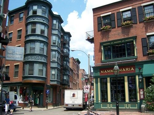 Little Italy, North End - Boston, MA