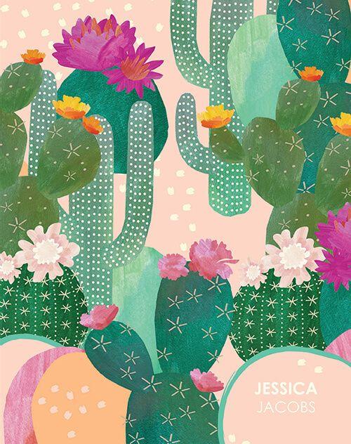 cactus - journal #ErinCondren #journal