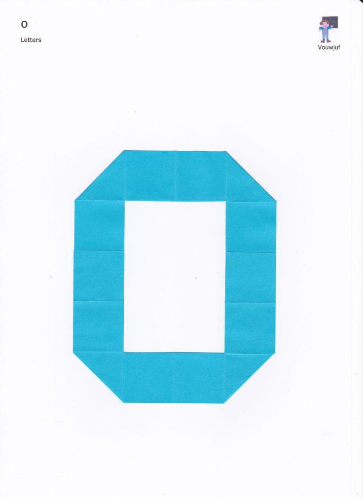 o - 16 vierkantjes