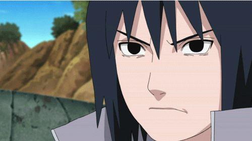 Sasuke gifs - Uchiha Sasuke Fan Art (22664744) - Fanpop