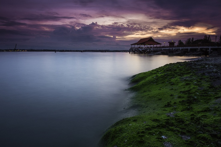 """Tranquility, Pulau Ubin"" by John Berns--Singapore"