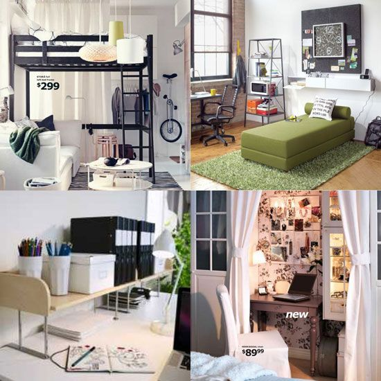 4 great dorm design ideas no dorm room has to be drab and dull - Dorm Design Ideas