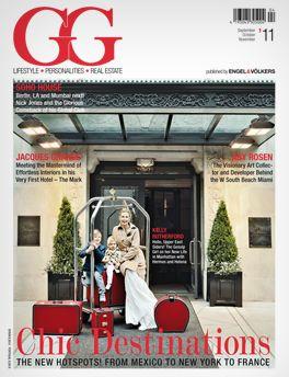 Copertina  numero 4 2011