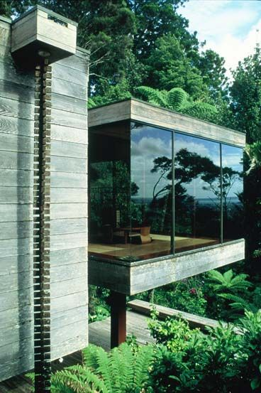 Auckland Architect Brake House with Ron Sang