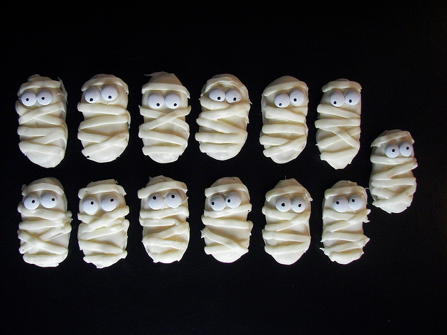 nutter butter mummies