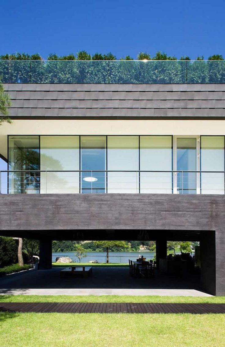 39 best Maison sur pilotis images on Pinterest | Residential ...