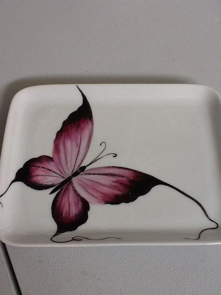 bandeja mariposa