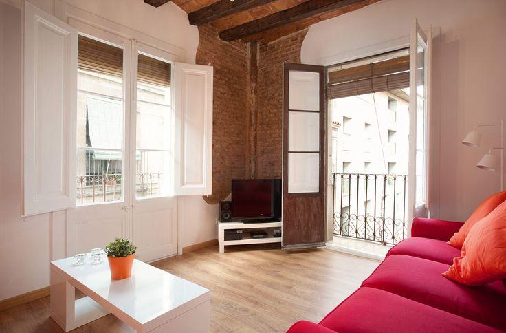 Barcelona City Center Apartment-1